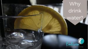 Massage drink water